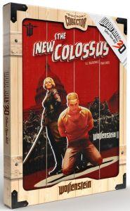 Wolfenstein The New Colossus Woodart
