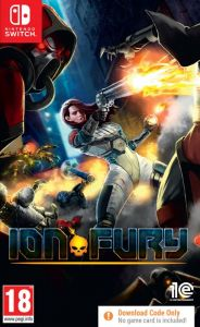 Ion Fury Standard Edition [Code In A Box] (Switch)