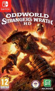Oddworld Stranger's Wrath HD (Switch)