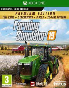 Farming Simulator 19 Premium Edition (Xbox One)
