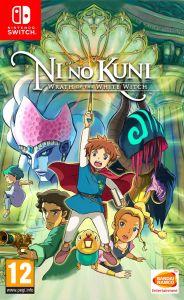 Ni No Kuni Wrath of the White Witch (Switch)