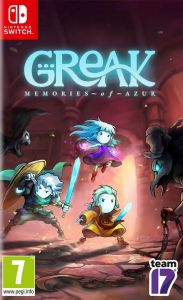 Greak: Memories Of Azur (Switch)