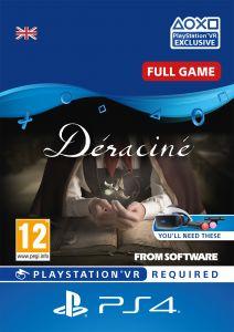 Deracine - Digital Code - UK Account (PS4 PSVR)