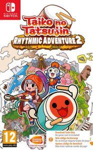 Taiko No Tatsujin: Rhythmic Adventure 2 (Switch)