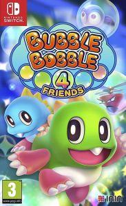 Bubble Bobble 4 Friends (Switch)