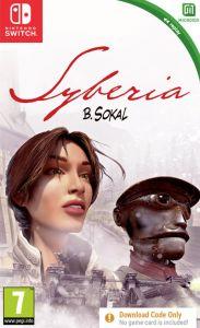Syberia [Code In A Box] (Switch)