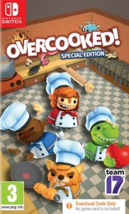 Overcooked! Special Edition - [Code In A Box] (Switch)