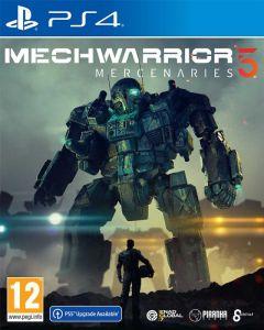 MechWarrior 5: Mercenaries (PS4)