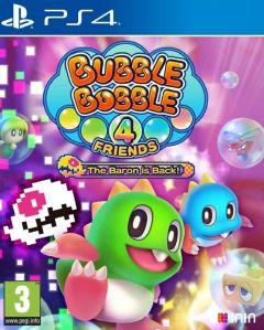 Bubble Bobble 4 Friends: The Baron Is Back! (PS4)