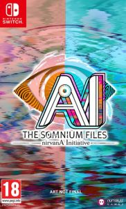 AI The Somnium Files: nirvanA Initiative (Switch)