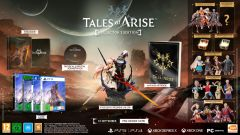 Tales Of Arise - Collector's Edition (PS4)