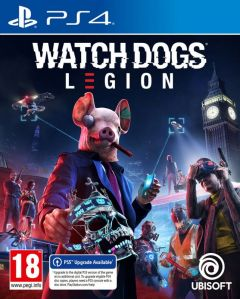 Watch Dogs Legion With Free Steel Book (PS4)