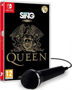 Let's Sing Queen +1 Mic (Switch)