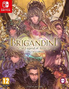 Brigandine: The Legend of Runersia - Collector's Edition (Switch)
