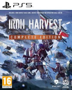 Iron Harvest Complete Edition (PS5)