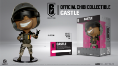 Six Collection: Series 5: Castle Chibi Figurine