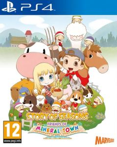 Story Of Seasons: Friends Of Mineral Town (PS4)