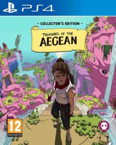 Treasures Of The Aegean - Collector's Edition (PS4)