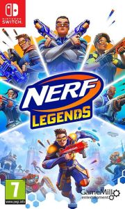 Nerf Legends (Switch)