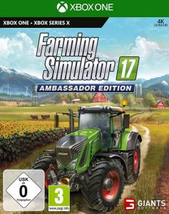 Farming Simulator 17 Ambassador Edition (Xbox One)