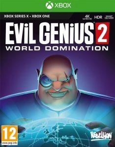 Evil Genius 2: World Domination (Xbox Series X)