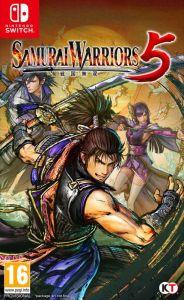 Samurai Warriors 5 (Switch)
