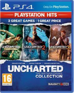 Uncharted: The Nathan Drake Collection Playstation Hits (PS4)
