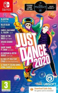 Just Dance 2020 [Code in a Box] (Switch)