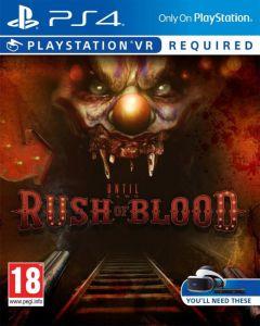 Until Dawn: Rush of Blood (PS4 PSVR)