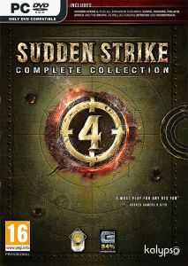Sudden Strike 4 Complete Collection (PC)