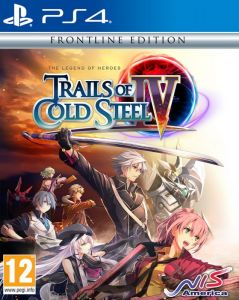 The Legend of Heroes: Trails of Cold Steel IV - Frontline Edition (PS4)