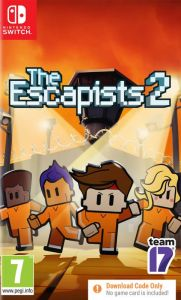 The Escapists 2 [Code In A Box] (Switch)
