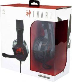 Inari Headset Black