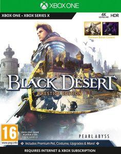 Black Desert Prestige Edition (Physical Disc) (Xbox One)