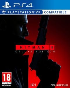 Hitman III Deluxe Edition (PS4)