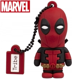 Tribe Deadpool 32GB Original Marvel Flash Drive 2.0