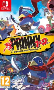 Prinny 1.2: Exploded and Reloaded Just Desserts Edition (Switch)