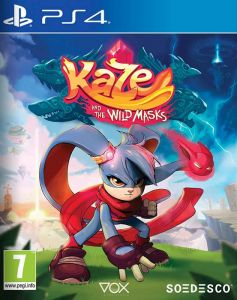 Kaze And The Wild Masks (PS4)