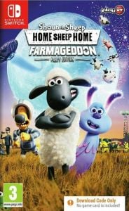 Shaun The Sheep: Home Sheep Home Farmageddon Party Edition [Code in a box] (Switch)