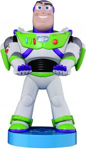Buzz Lightyear Cable Guy Device Holder