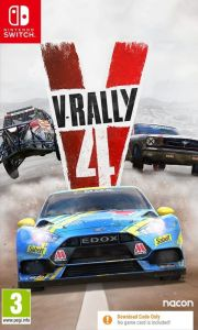 V-Rally 4 [Code In A Box] (Switch)