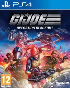GI-JOE: Operation Blackout (PS4)