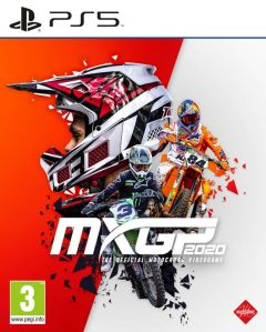 MXGP 2020: The Official Motocross Videogame (PS5)