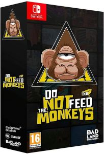 Do Not Feed The Monkeys: Collector's Edition (Switch)