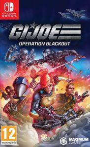 GI-JOE: Operation Blackout (Switch)