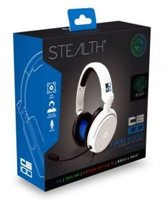 STEALTH C6-100 Stereo Gaming Headset - Blue/White