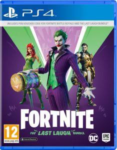 """Fortnite """"The Last Laugh"""" Bundle (PS4)"""