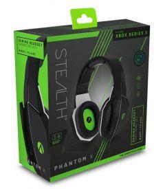 STEALTH SX-Phantom X Stereo Gaming Headset (Black)