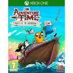 Adventure Time: Pirates of the Enchiridion With Free Stickers (Xbox One)