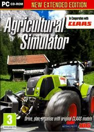 Agricultural Simulator - New Extended Edition (PC)